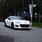 For blog Subaru BRZ tS at IMPA-2